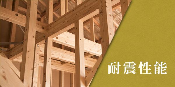 小椋建築の耐震性能