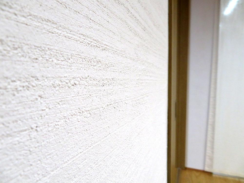 珪藻土ぬり壁